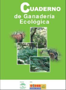 Cuaderno de ganadería ecológica