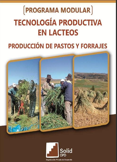 Módulo Producción de Pastos y Forrajes