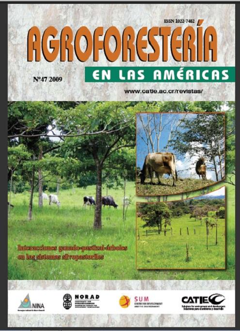 Agroforestería en las Américas