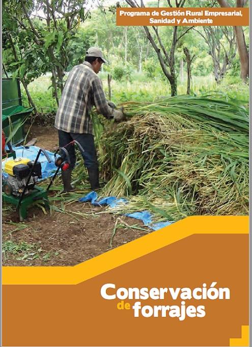 Manual Conservación de forrajes