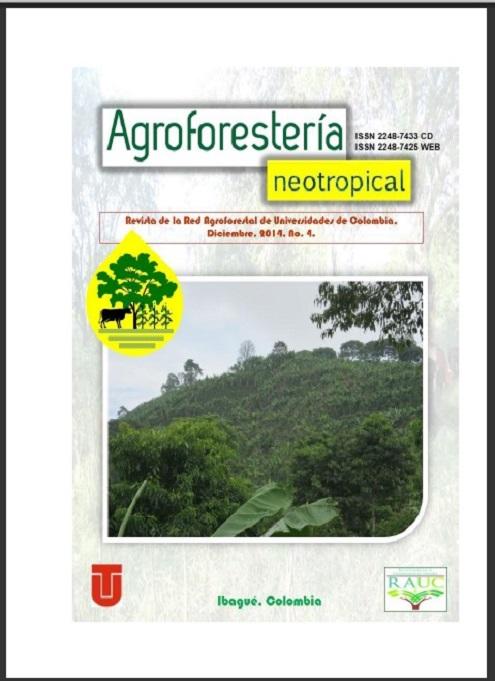 Libro Agroforestería Neotropical N°4