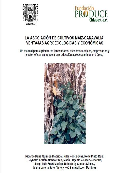 Manual Asociacion de cultivo de maiz - canavalia