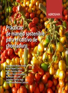 Prácticas de manejo sostenible para el cultivo de chontaduro